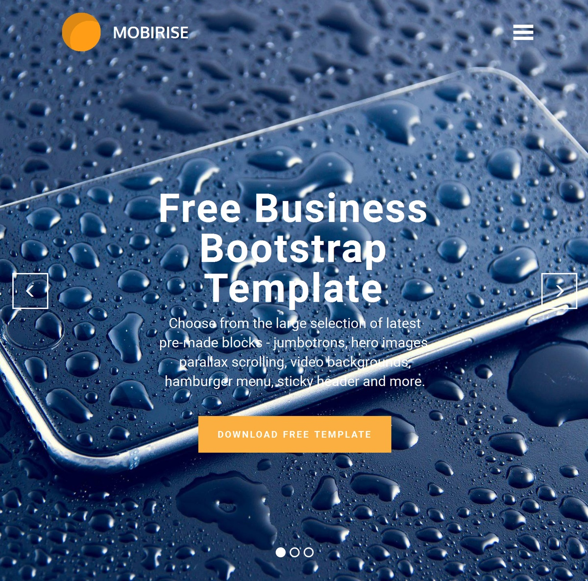 Best Responsive Web Templates Themes Extensions